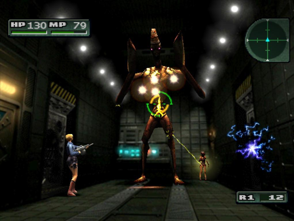 Parasite Eve 2 >> Chronological Challenge Reviews Parasite Eve 2 Re Code